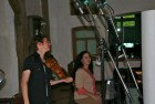 CD Production Elin Kolev / Sony 2011 at Fattoria Musica Osnabrück. Recording Elin and Milana