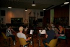 "Music recordings for ""La Nuit Nomade"" 2011 at Vox Studio Bendestorf"