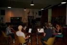 "Music recordings for ""La Nuit Nomade"" 2011 at Vox Studio Bendestorf"