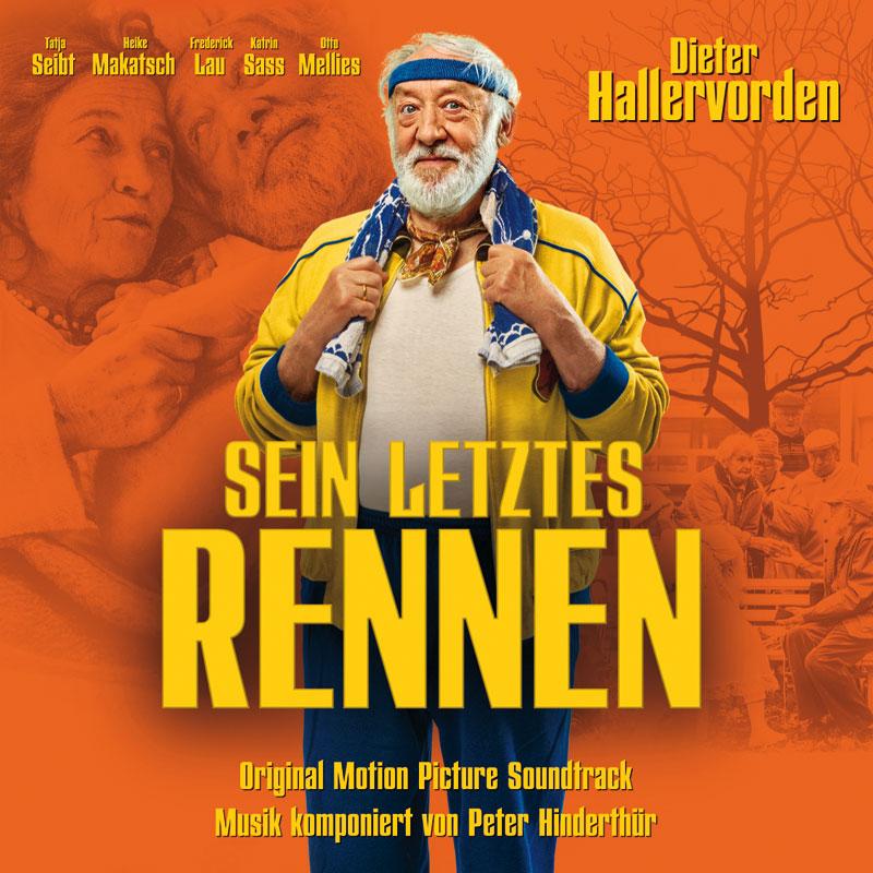 """Sein letztes Rennen"" Soundtrack CD"