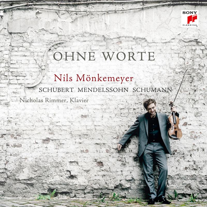 """""""Ohne Worte"""" , Nils Mönkemeyer / SONY"""