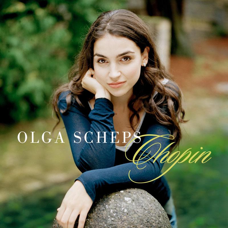 """""""Chopin"""" Olga Scheps / Sony"""