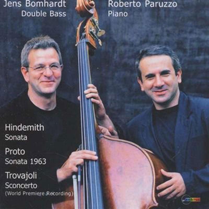 Jens Bomhardt, Roberto Paruzzo / Ambitus