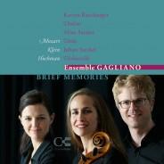 """Brief Memories"" Ensemble Gagliano / CLCL"