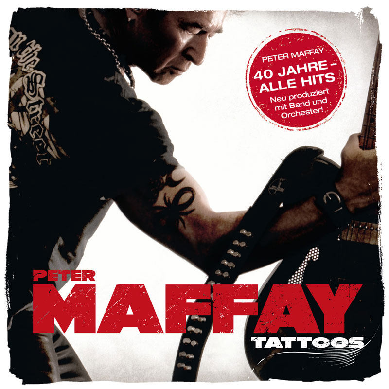 """Tattoos"" Peter Maffay"