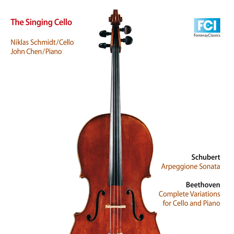 """The Singing Cello"" Niklas Schmidt / FCI"