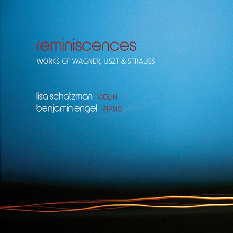 """Reminiscences"" Lisa Schatzman, Benjamin Engeli / Claves"