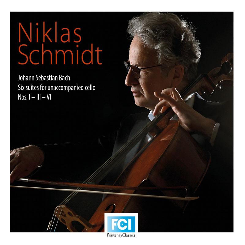 """Bach"" Niklas Schmidt /FCI"