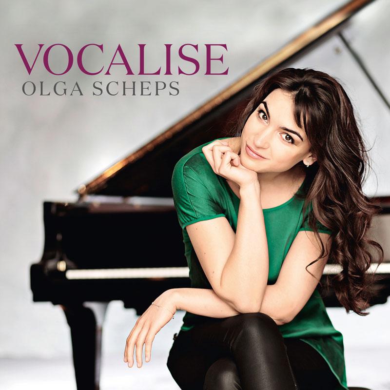 """Vocalise"" Olga Scheps / Sony Classical"