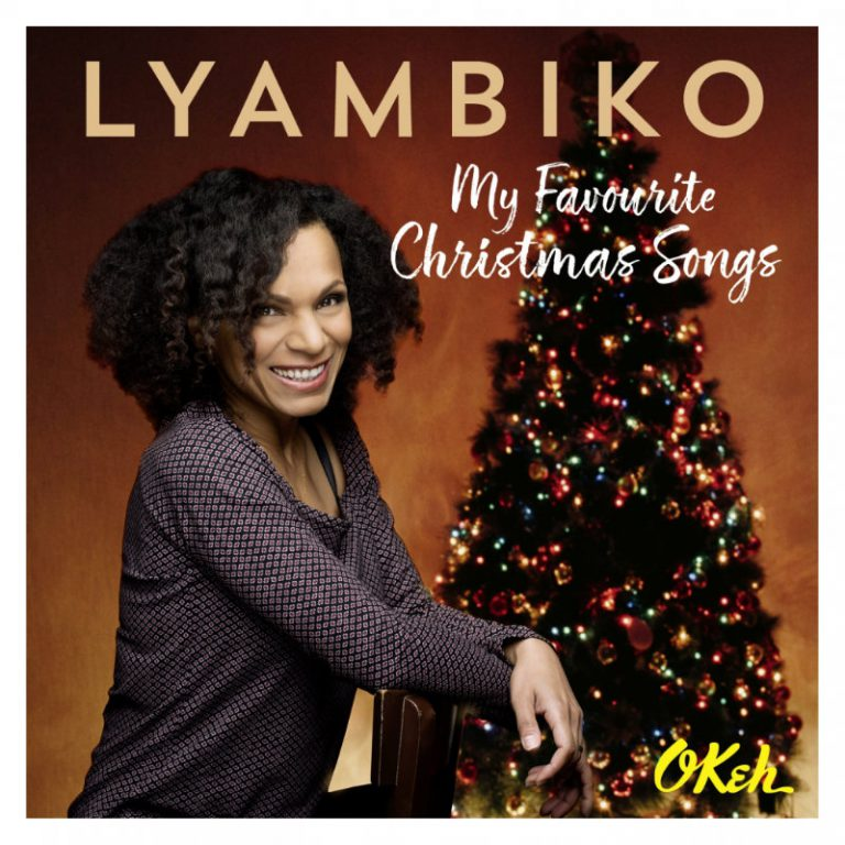 """Lyambiko- My Favorite Christmas Songs"" / Okeh-Sony Music"
