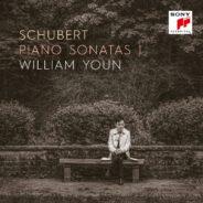 """Schubert Piano Sonatas I"" William Youn / Sony Classical"